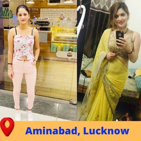 Call girls in Aminabad escort, Lucknow