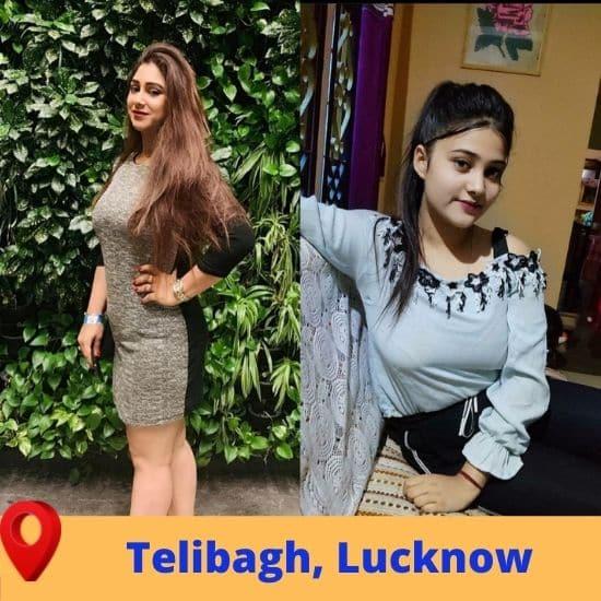 Telibagh escort