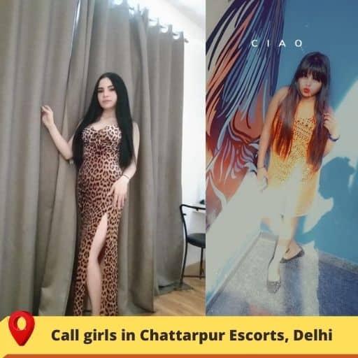 Call girls in Chattarpur